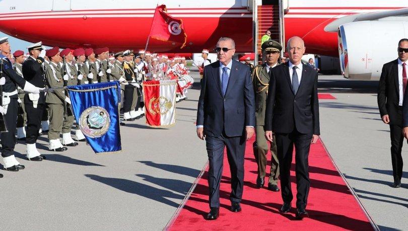 Cumhurbaşkanı Erdoğan'dan Doğu Akdeniz'de sürpriz ziyaret!