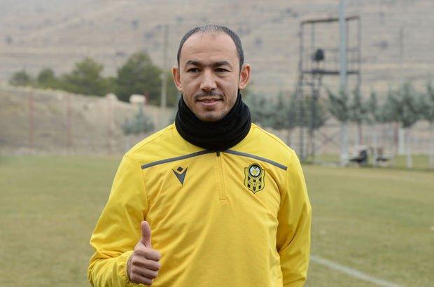 Umut, Malatyaspor ile antrenmana çıktı