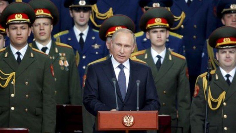 Rusya Devlet Başkanı Putin 5 generali görevden aldı