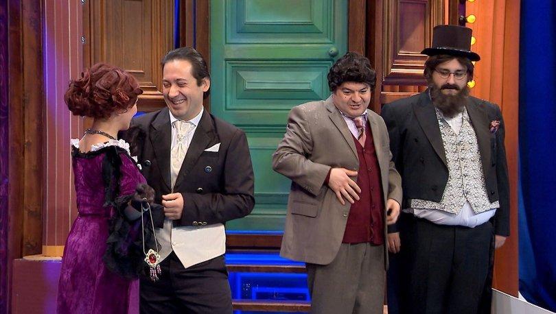 Güldür Güldür Show'da kahkaha dolu skeçler!
