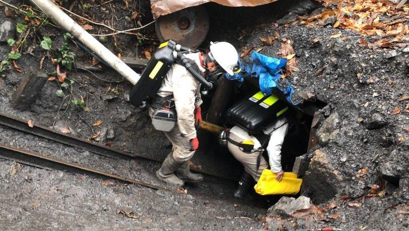 Ruhsatsız maden ocağı patlama