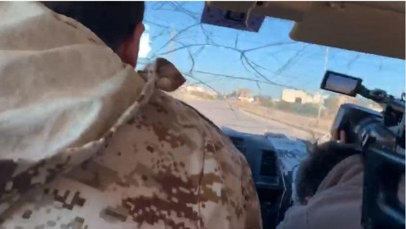 Habertürk, Libya'da cephe hattında!