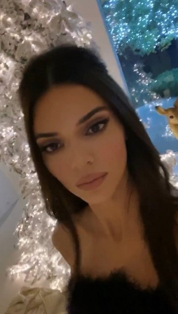 Kardashian ailesinin Noel partisi - Magazin haberleri