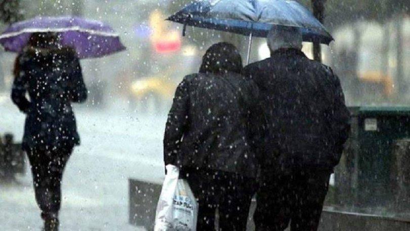 26 Aralık Hava durumu - Meteoroloji İstanbul'da haftasonu havalar nasıl?