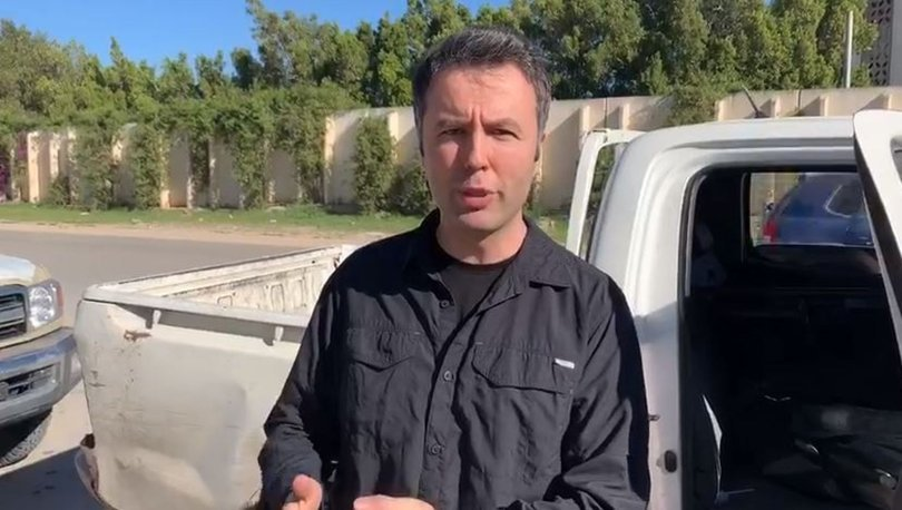 Mehmet Akif Ersoy ve Habertürk ekibinin Libya'da uğradığı saldırı - Fatih Altaylı yazdı