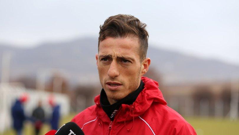 Sivassporlu Hakan Arslan: