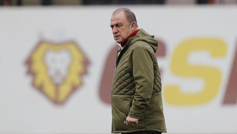Galatasaray'da Antalyaspor hazırlıkları sürüyor