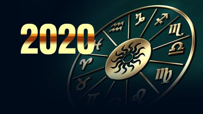 2020'de burçları neler bekliyor