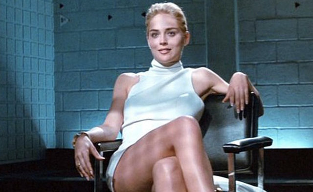 Sade Sharon Stone! - Magazin haberleri