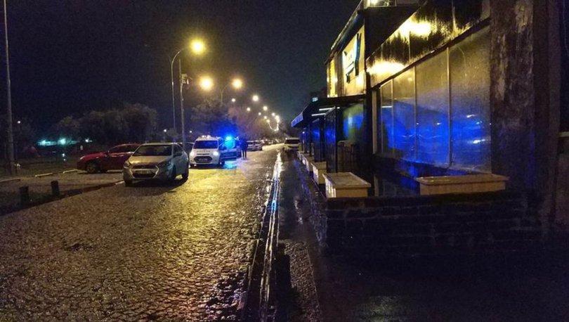 Samsun'da 4 bara peş peşe silahlı saldırı! Yaralılar var