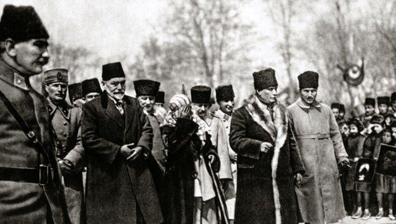 Mehmet Nuri Ersoy'un 100'üncü yıl mesajı