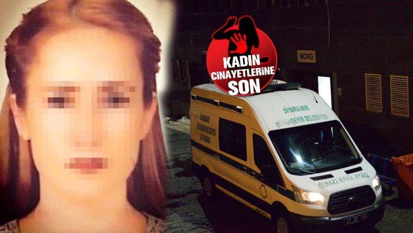 diyarbakır kadın cinayeti