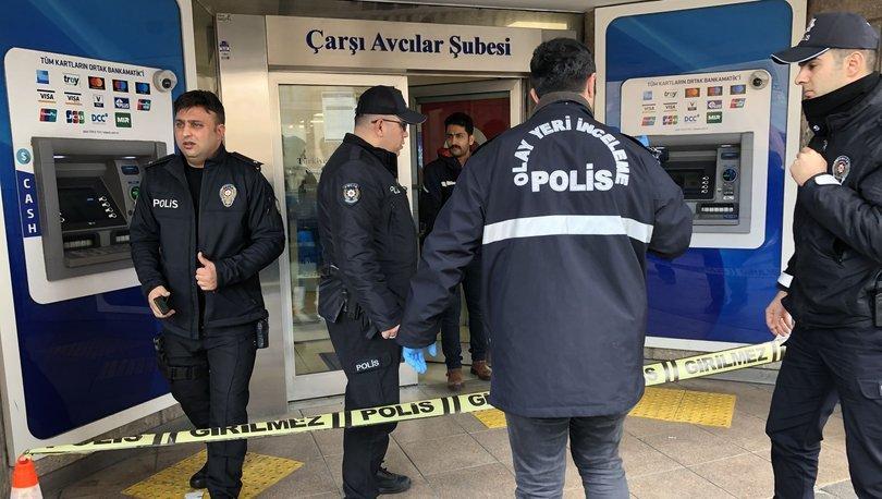 Polisi arayan soyguncu