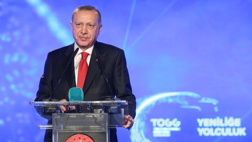 SON DAKİKA! Cumhurbaşkanı Erdoğan yerli otomobil fabrikasının yerini açıkladı - Haberler