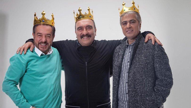 Cengiz Kurtoğlu, Ümit Besen, Arif Susam