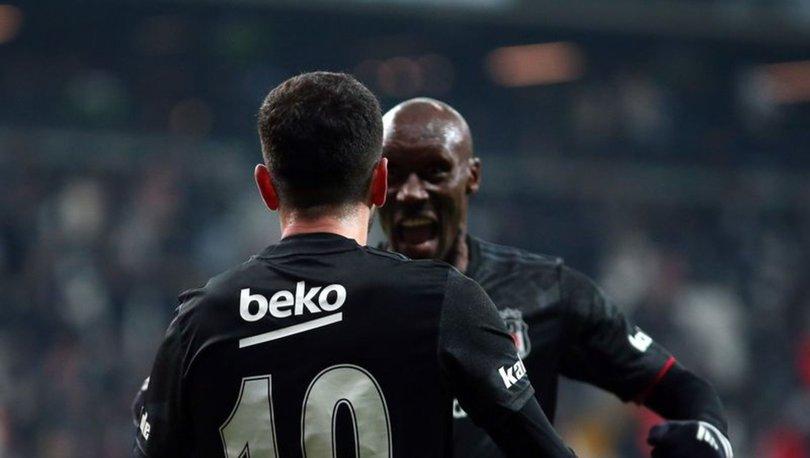Beşiktaş: 4 - Gençlerbirliği: 1 | MAÇ SONUCU
