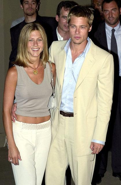 Jennifer Aniston ile Brad Pitt yeniden aşk mı yaşıyor? - Magazin haberleri