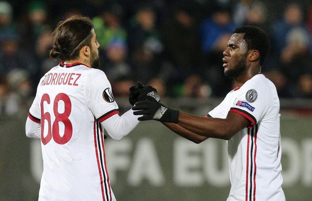 Milan'dan Fenerbahçe'ye son dakika transfer yanıtı! İşte Ricardo Rodriguez için istenen rakam!