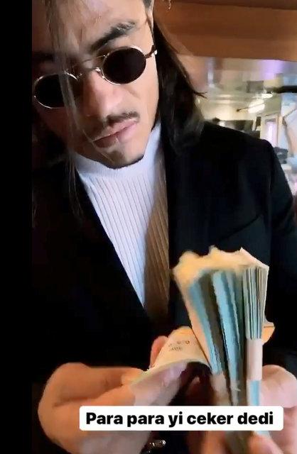 Nusret Gökçe: Para parayı çeker - Magazin haberleri