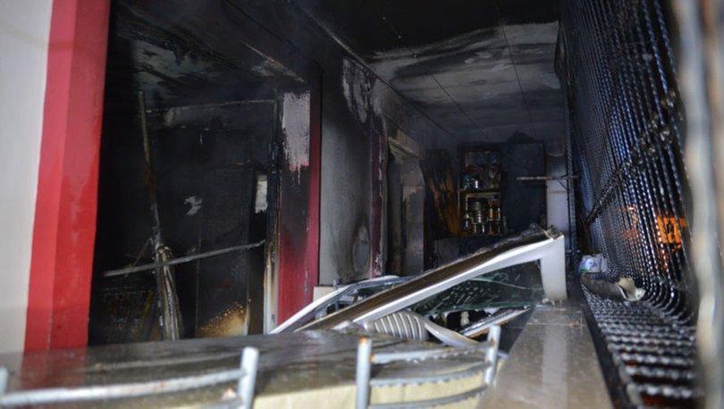 Adana'da korkutan yangın! 11 kişi mahsur kaldı