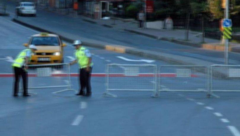 Son dakika! İstanbul'da yılbaşı kutlamaları için bazı yollar kapanacak