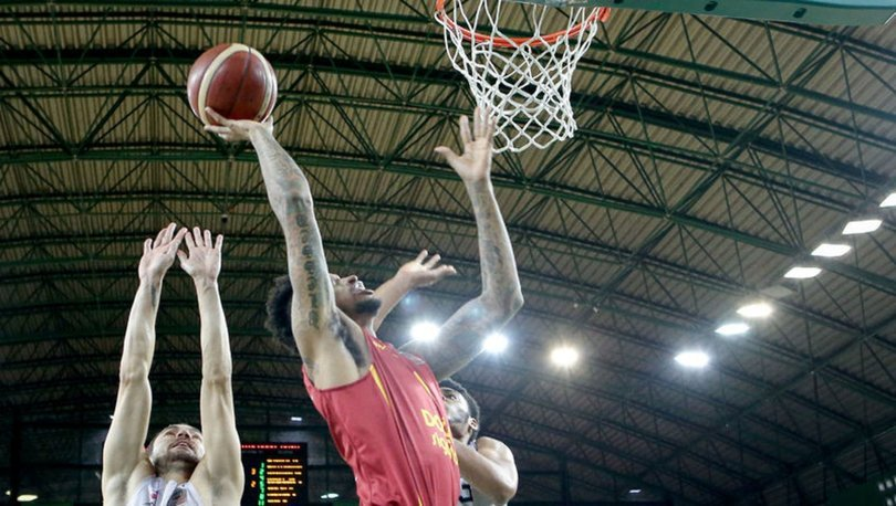 Sigortam.net İTÜ Basket: 83 - Galatasaray Doğa Sigorta: 86