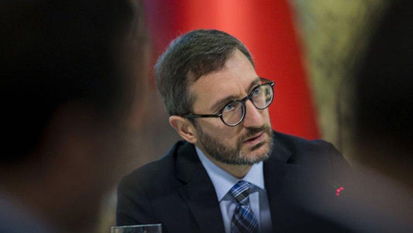 İletişim Başkanı Fahrettin Altun: İngiltere'nin kararını memnuniyetle karşılıyoruz