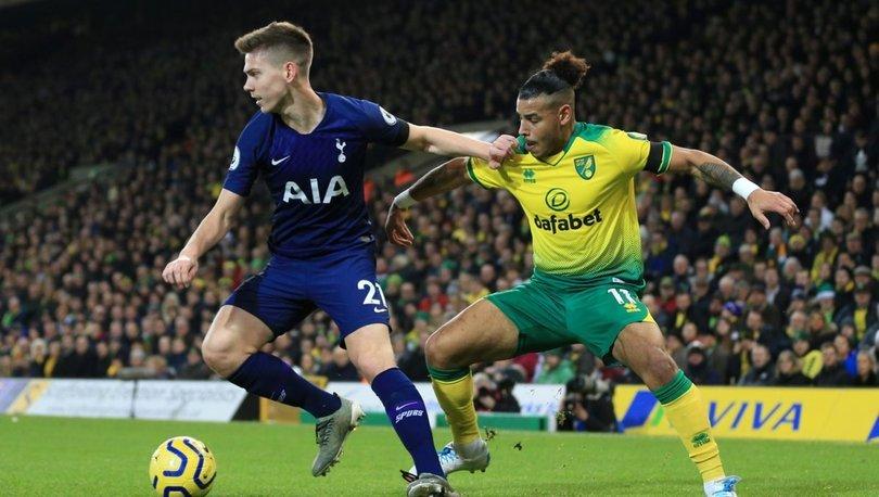 Norwich: 2 -Tottenham: 2 | MAÇ SONUCU