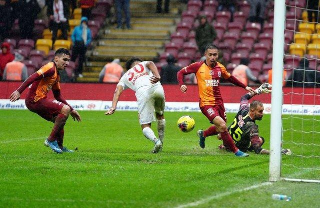 Gecenin kazananı! Galatasaray - Antalyaspor maçı yazar yorumları