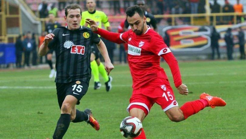 Boluspor: 1 - Eskişehirspor: 1 | MAÇ SONUCU