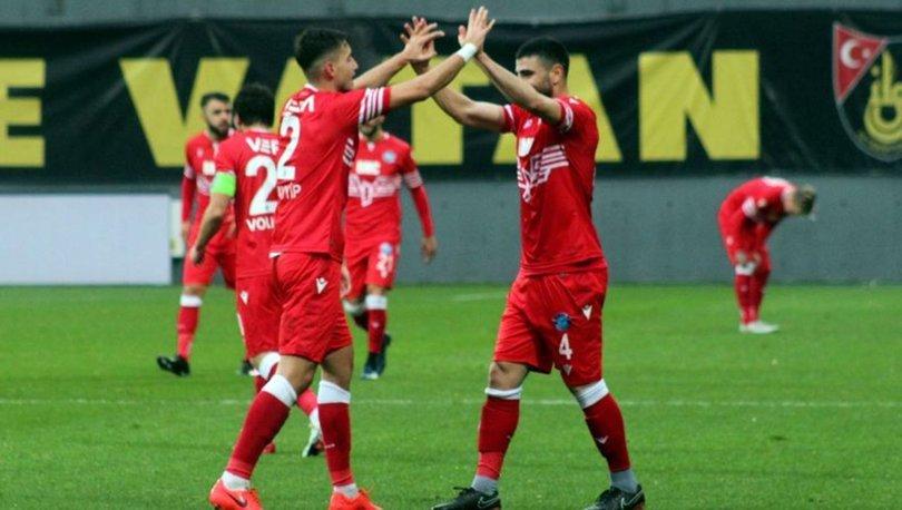 İstanbulspor: 0 - Adana Demirspor: 2 | MAÇ SONUCU