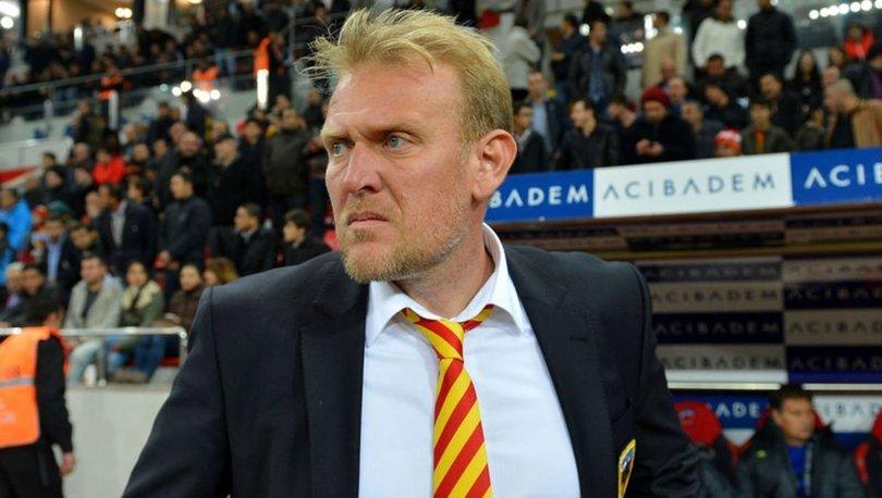 Kayserispor'un yeni teknik direktörü Robert Prosinecki