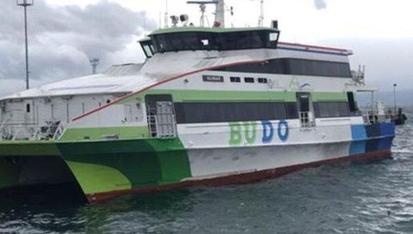 BUDO'nun yarınki tüm seferleri iptal edildi