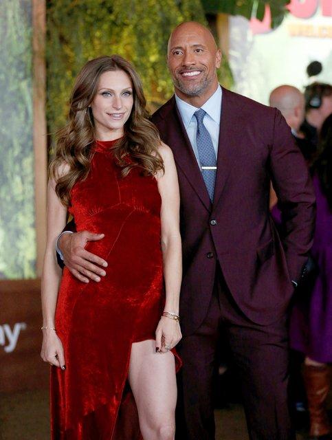 Dwayne Johnson'dan eşinin ablasına milyonluk yeni yıl hediyesi - Magazin haberleri