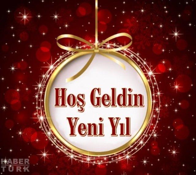 Yeni yıl mesajları 2020! Sevgiliye ve arkadaşa en güzel yeni yıl mesajı gönderin... Mutlu Yıllar!