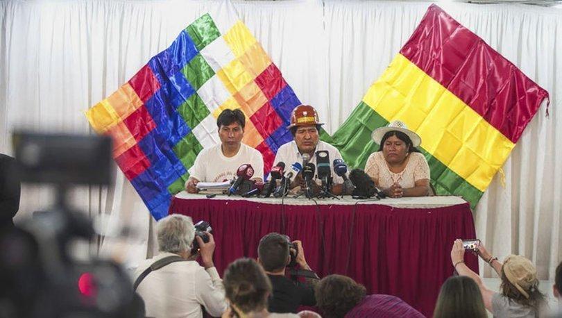 Morales, adayını 19 Ocak'ta açıklayacak