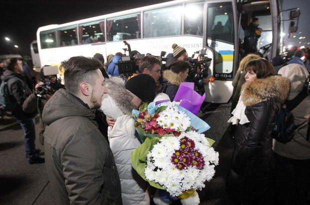 Kiev yönetimi ve ayrılıkçılar arasında esir değişimi