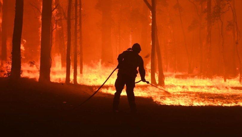 Avustralya'da yangınlar nedeniyle 30 bin turist mahsur