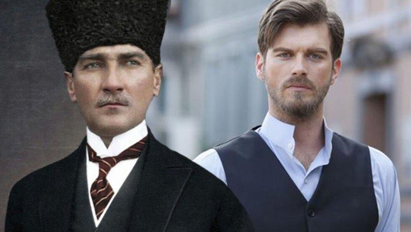 Kıvanç Tatlıtuğ, Atatürk'ü canlandıracak mı? Açıklama geldi - Magazin haberleri