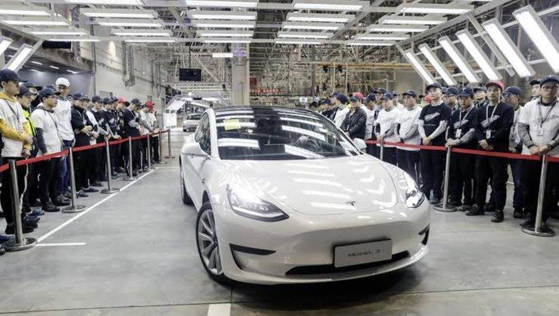 Çin'de ürettiği otomobilleri satışa sunmaya başladı