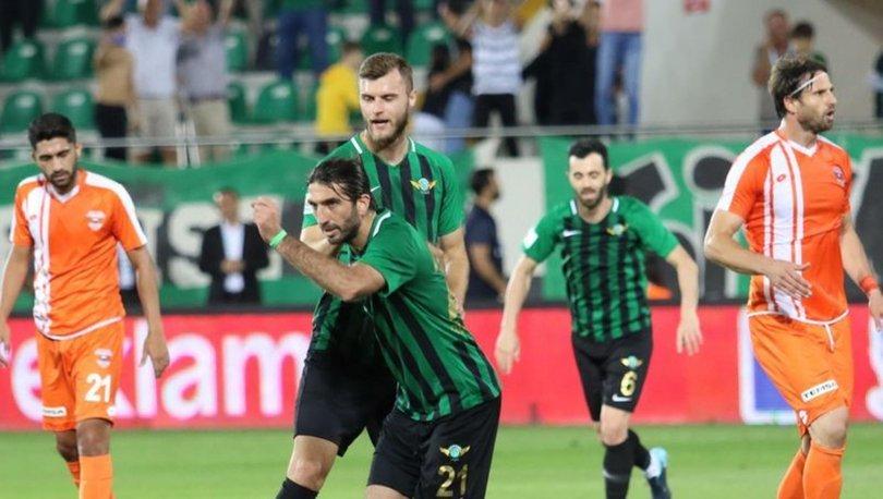 Akhisarspor, TFF 1. Lig'de kendi evinde kaybetmedi