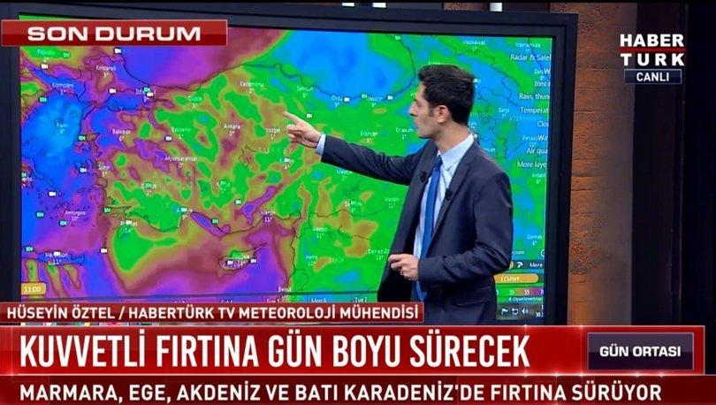 İstanbul'a kar yağacak mı? Yılbaşında hava durumu nasıl olacak?