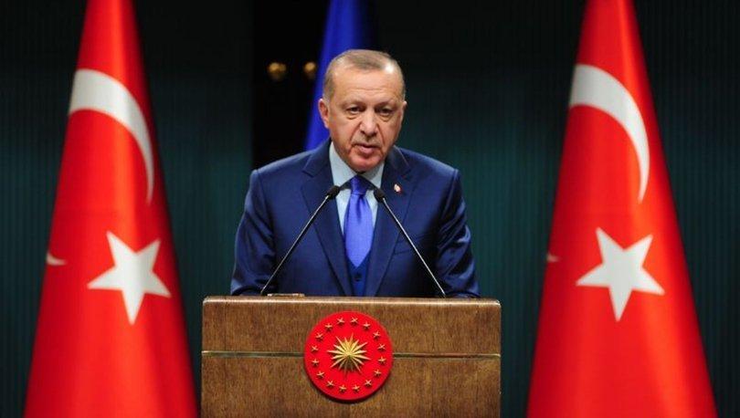 Cumhurbaşkanı Erdoğan ile Moldova Cumhurbaşkanı Dodon'dan ortak açıklama
