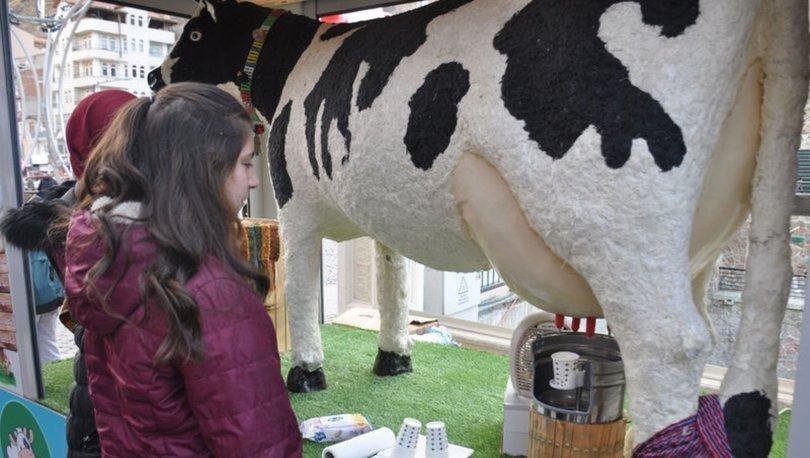 'Akıllı inek' projesi sağlıklı beslenmeye katkı sunmayı hedefliyor