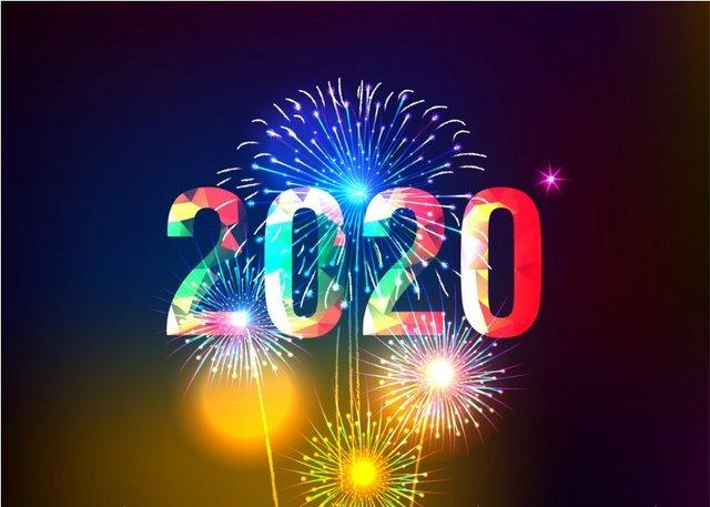 Yılbaşı mesajları resimli yeni 2020! Çok güzel anlamlı yeni yıl mesajlarını sevdiklerinize yollayın. Mutlu yıllar!