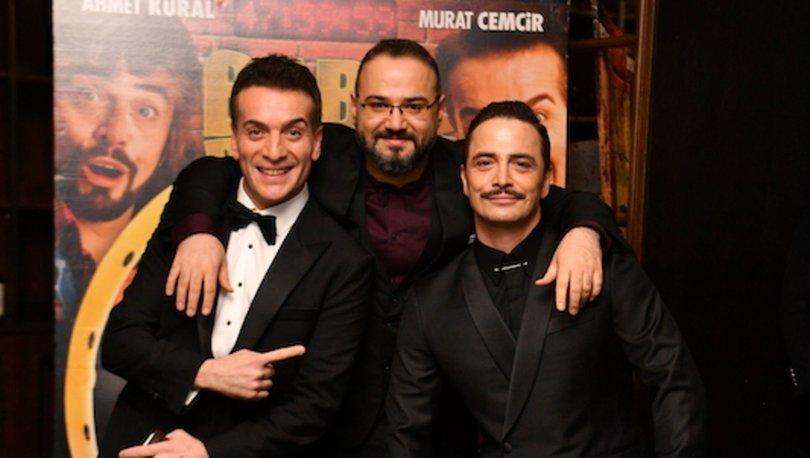 Ahmet Kural, Murat Cemcir, Selçuk Aydemir