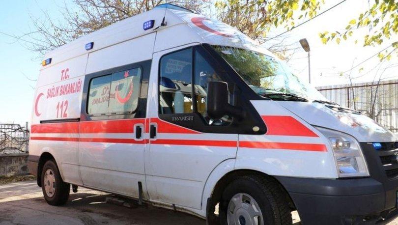 Isparta'da karbonmonoksit gazından etkilenen çift hastaneye kaldırıldı