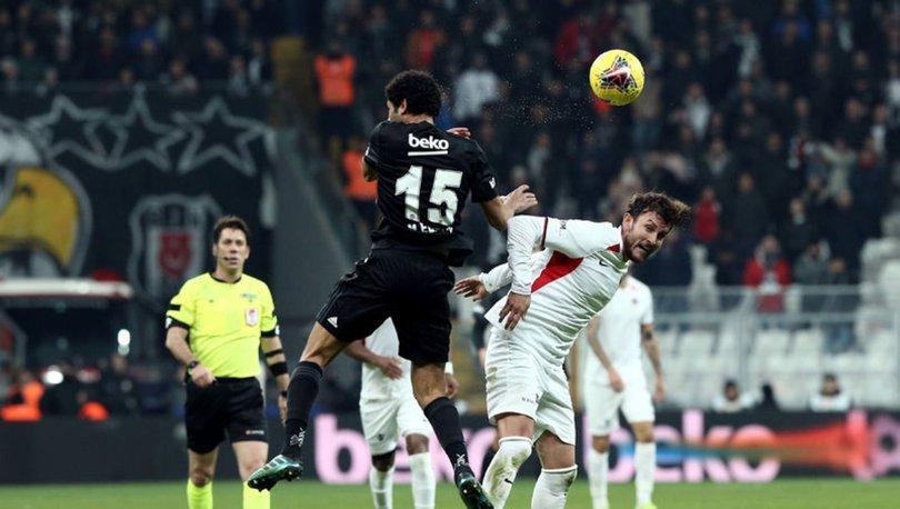 İlk yarının en hırçını Beşiktaş oldu