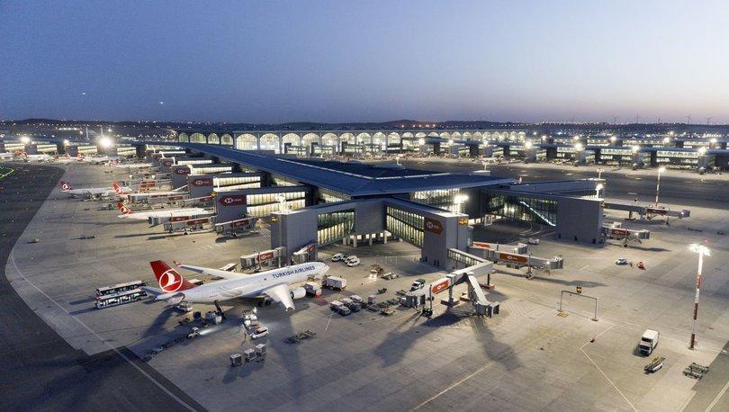 istanbul havalimanı fırtına