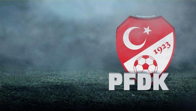 Süper Lig'de 9 kulüp PFDK'ya sevk edildi